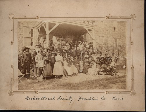 Franklin County  Horticultural Society, Kansas - Page