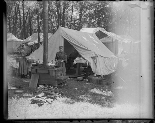 Chautauqua in Forest Park, Ottawa, Kansas - Page