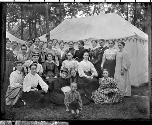 Groups at a Chautauqua in Ottawa - Page