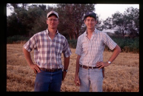 Doug and Jim Thiessen from Beloit - Page