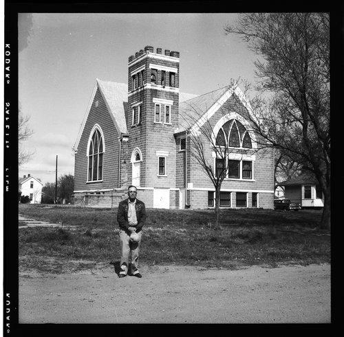Congregational church, Garfield, Kansas - Page