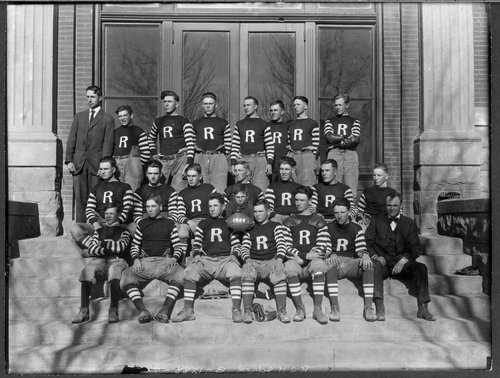 Rawlins High School football team, Atwood - Page