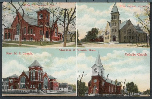 Churches in Ottawa, Kansas - Page