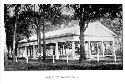 Hall of Philosophy at Forest Park, Ottawa, Kansas - Page