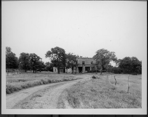 Usher house near Pomona, Kansas - Page