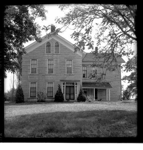 John Tecumseh (Tauy) Jones residence - Page