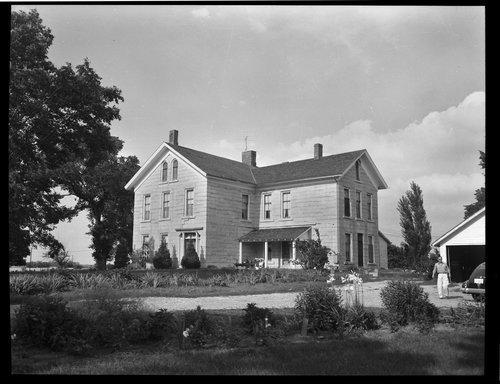 John Tecumseh (Tauy) Jones' residence - Page