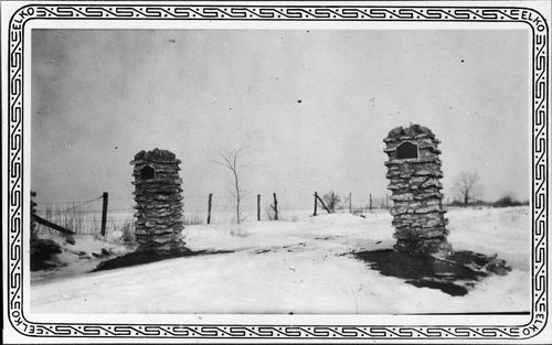 DAR markers at Ottawa Indian Burial Grounds, Kansas - Page