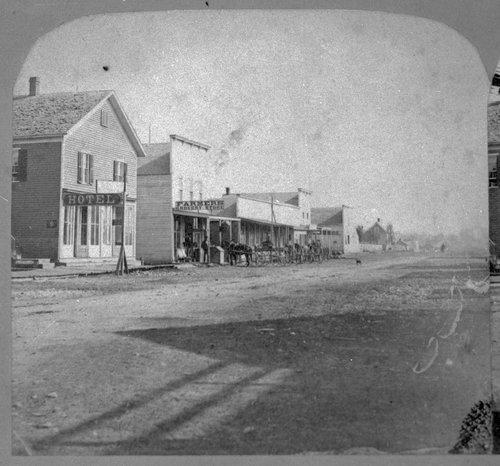Street scenes in Ottawa, Kansas - Page