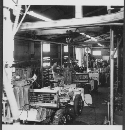 Ottawa Steel Products plant in Franklin County Kansas - Page