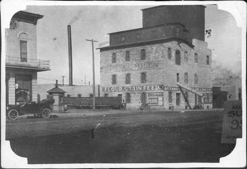 Grain and Milling Company in Ottawa Kansas - Page