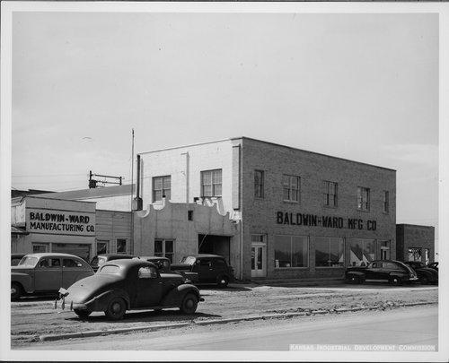 Baldwin-Ward Manufacturing Company of Ottawa Kansas - Page