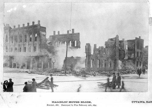 Fire destroys Ottawa's Hamblin House - Page