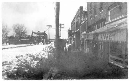 Ottawa, Kansas, snow scenes - Page