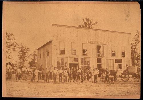 Empire House, Empire City, Kansas - Page