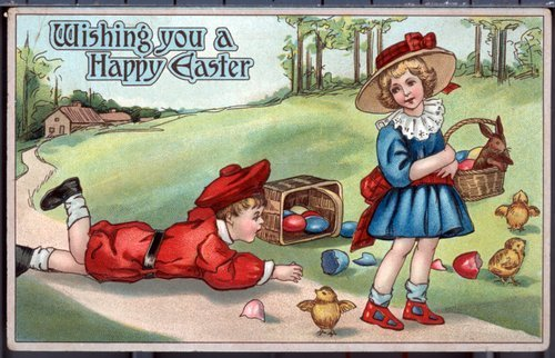 Wishing you a Happy Easter! - Page