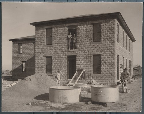 Carpenters in Plains, Kansas - Page