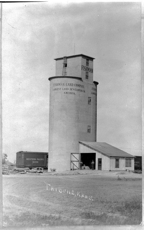 Fishman Land Company, Tribune, Kansas - Page
