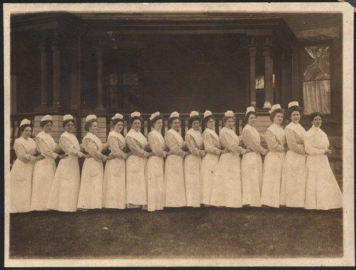 Jane C. Stormont Nurses, Topeka, Kansas - Page