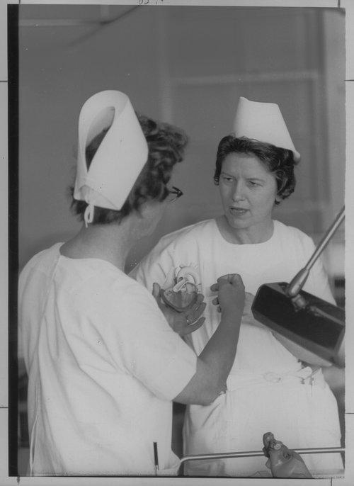 Army nurses - Page