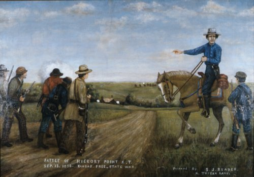 Battle of Hickory Point - Page