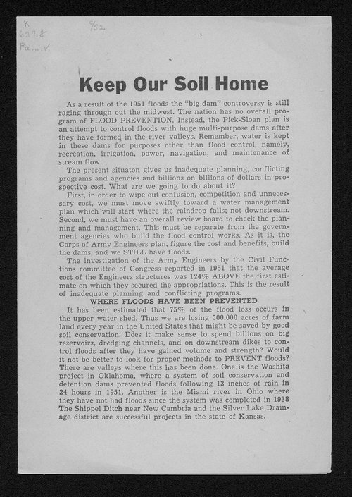 Keep our soil home - Page