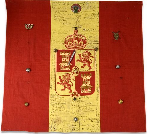 Spanish-American War flag - Page