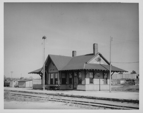 Missouri - Kansas-Texas Railroad depot, Galena, Kansas - Page
