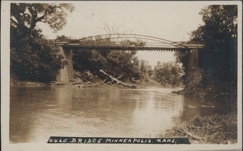 Bridge at Minneapolis, Kansas - Page