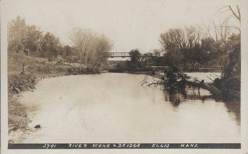 Big Creek in Ellis, Kansas - Page
