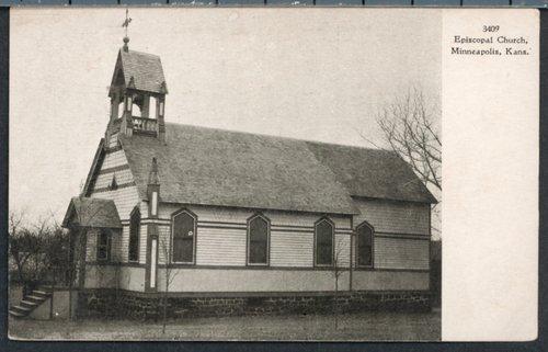 Episcopal Church in Minneapolis, Kansas - Page