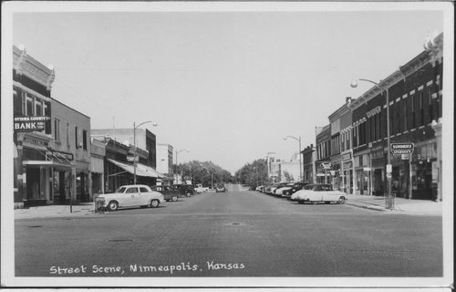 Second Street in Minneapolis, Kasnas - Page