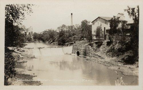 Jackman roller mills at Minneapolis, Kansas - Page
