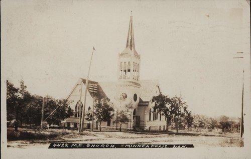 Methodist Episcapol Church in Minneapolis, Kansas - Page