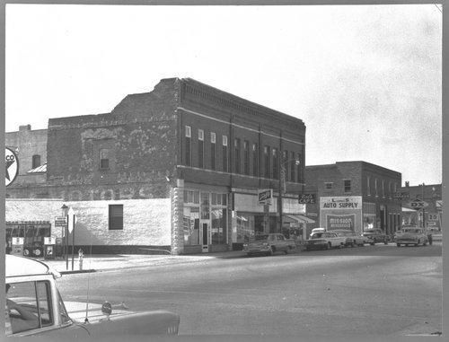 Street scene, Galena, Kansas - Page