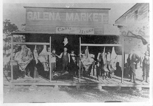 Galena Market, Galena, Kansas - Page