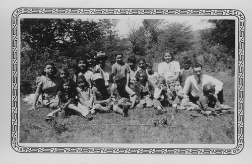 School students, Brown County, Kansas - Page
