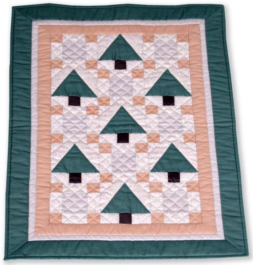 Cedar tree quilt - Page