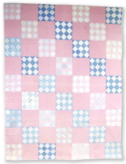 Checkerboard quilt - Page