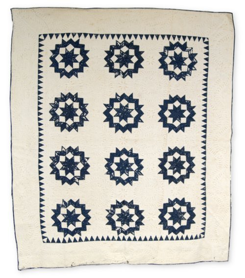 Double Star quilt - Page