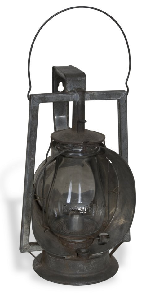 AT & SF Railway lantern - Page