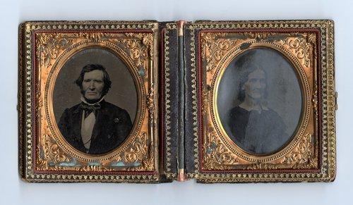 Benjamin Remington and Sarah Jane Burger Remington - Page