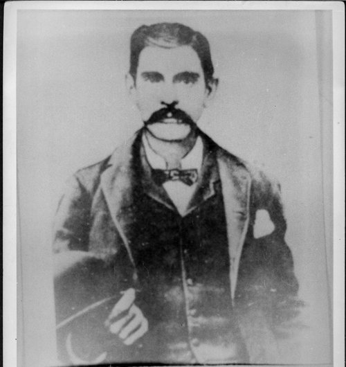 "John Henry ""Doc"" Holliday - Page"