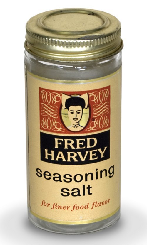 Harvey House seasoning salt jar - Page