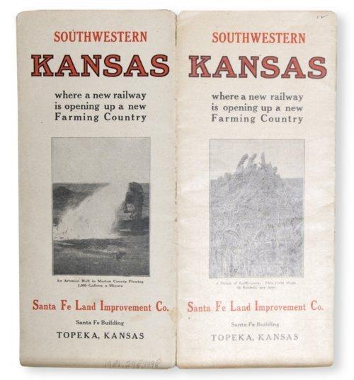 Santa Fe Land Improvement Company sales brochure - Page