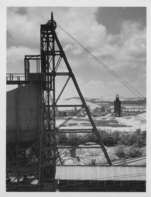 Mining scenes, Treece, Kansas - Page