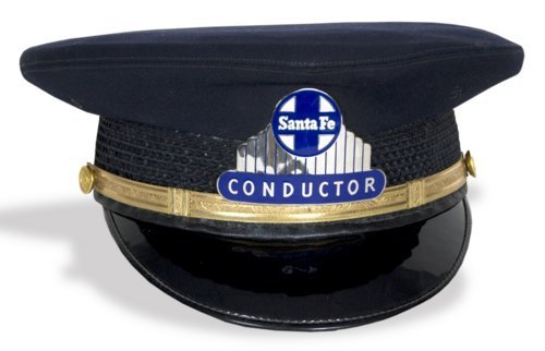 AT & SF conductor's cap - Page