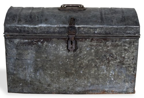 Union Pacific Railroad tool box - Page
