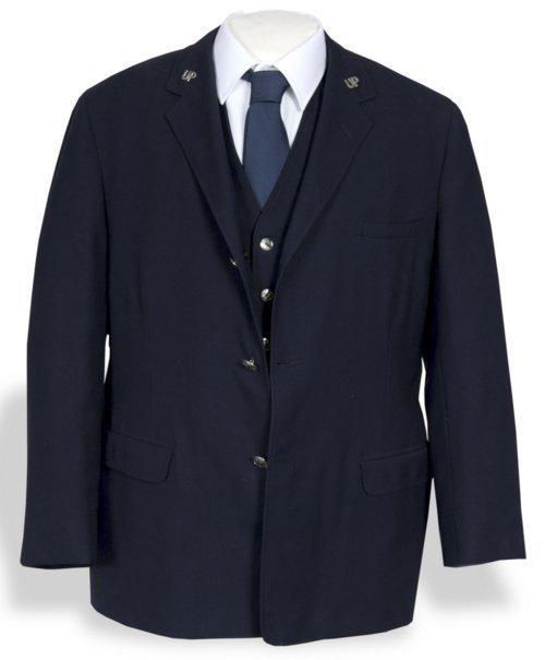 Union Pacific Railroad brakeman's uniform jacket - Page