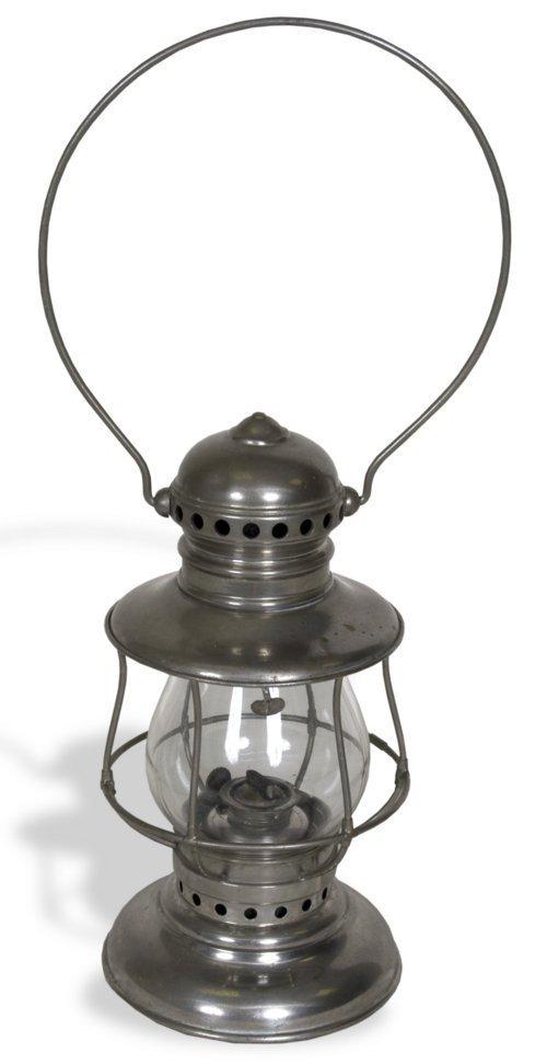 Railroad lantern - Page